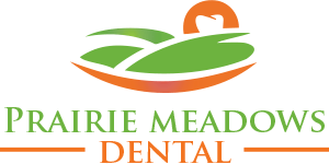 Prairie Meadows Dental Logo